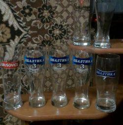 Ποτήρια μπύρας
