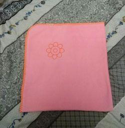 Плед-одеяло для дочки