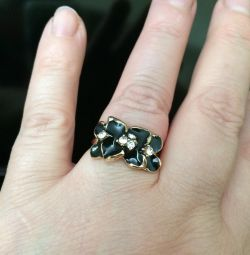 Ring size 16.5 and 17