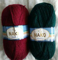 Fire de Nako Alaska