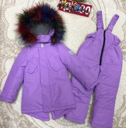 Costume de iarnă pentru fete