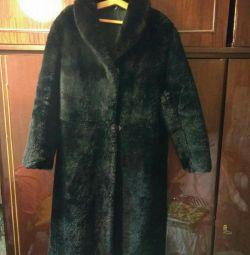 Palton de blană muton p. 48-50