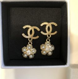 Cercei Chanel originali