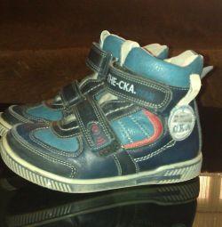 Children's shoes, 26 size