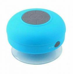 Coloană de duș Bluetooth rezistent la apă