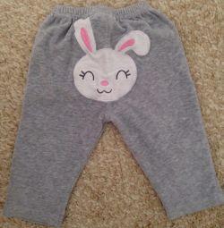 παντελόνι για 1-3 χρόνια