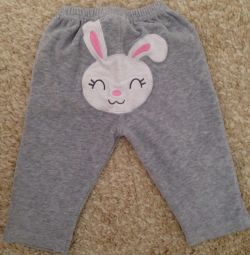 pantaloni pentru 1-3 ani