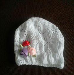 Καλοκαιρινό καπέλο ηλικίας 1-2,5 ετών