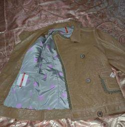 Кожаная куртка из Испании