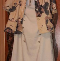 Summer suit. Rr 48