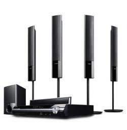 Домашній кінотеатр Sony DAV-DZ870M з нап акустикою