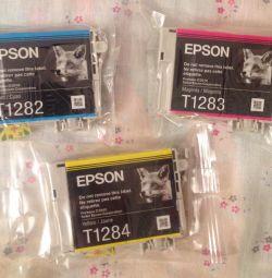 Νέες κασέτες Epson