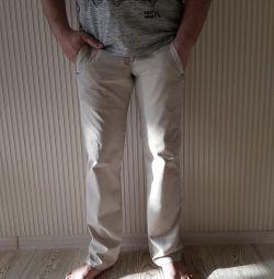 Pantaloni armani de vară