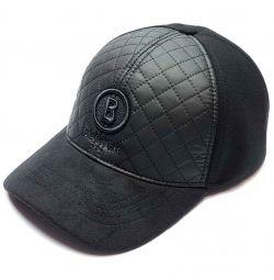 Бейсболка зимняя Bogner (черный) combi