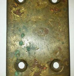 Mâner de ușă antic