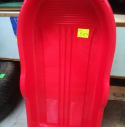 New large children's ice boat