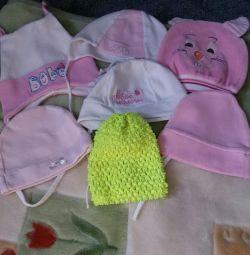 Kids hats.
