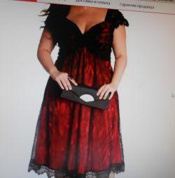 Φορέματα διακοπών 50 - 58 μεγέθη