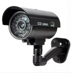 fake cctv camera