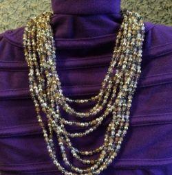 Multi-row beads
