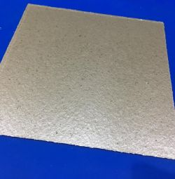 Mica for microwave 120x120mm