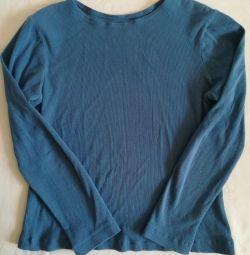 Pullover blue-blue, r-46