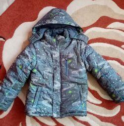 Winter suit r. 122+