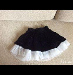Красивая юбка 110 рост
