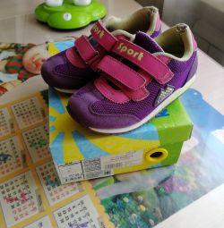 Çocuk spor ayakkabısı