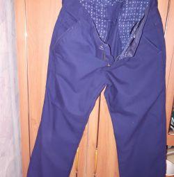 Фірмові штани талія 40 дл 90 можна відпустити