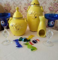 Vases for interior decorators