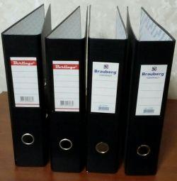 Recorder folder
