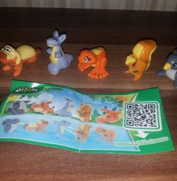 Kinder-surprise series