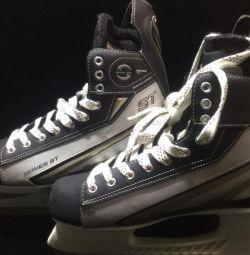 Коньки хоккейные Senator 45 размер