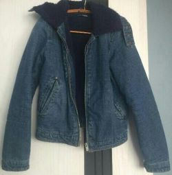 Jeans jacket .500 until the end of July