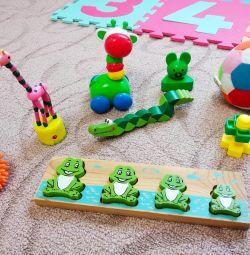 Ένα σύνολο εκπαιδευτικών παιχνιδιών. Β. Γ