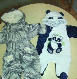 Φόρεμα χειμωνιάτικου παιδικού χειμώνα