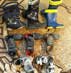 Обувь пакетом р. 27-29