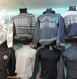 Men's sweaters and sweaters