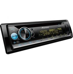 USB car radio processor Pioneer MVH-S520BT