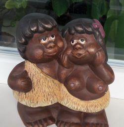 Figurine cupluri de indieni