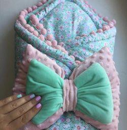 Zarf - boşaltma battaniyesi