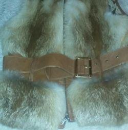 Cool vest, fox