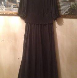 Платье -плиссеровка