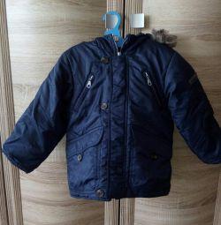Jachetă de iarnă pentru copii