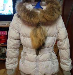 Куртка пуховик фірми Kiko.