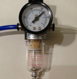 Регулятор тиску повітря