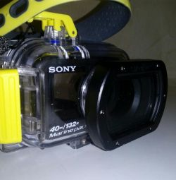 Подводный видеобокс для камер Sony