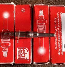 Glow plugs new Febi 15963