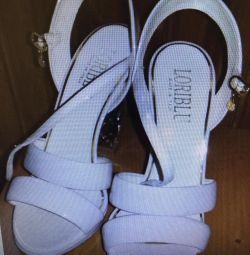Sandale noi Loriblu